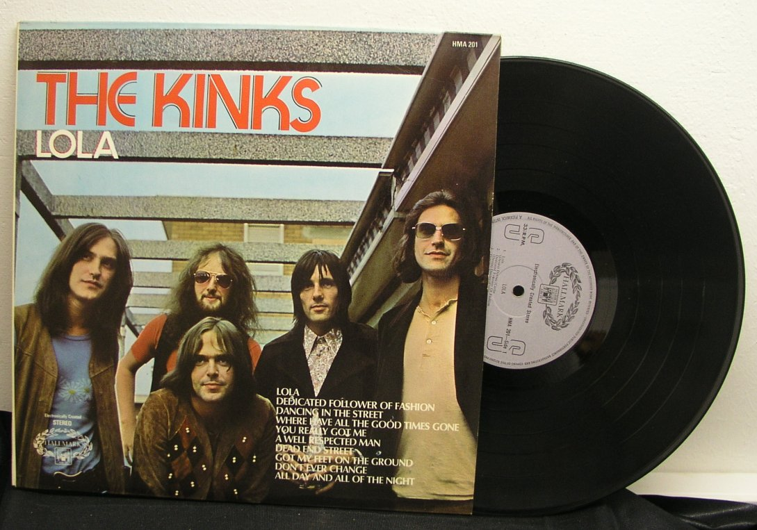 The Kinks: Lola (VG-/VG-)