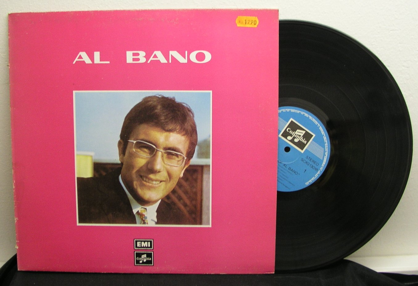 Portrait of Al Bano - Vol. 16 (EX/VG)